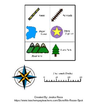 Map Elements