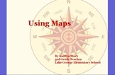Map Elements and Purposes Flipchart