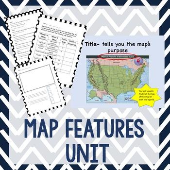 Map Features Unit