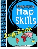 Map & Globe Skills Lap Book