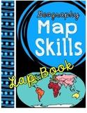Map & Globe Skills Lap Book