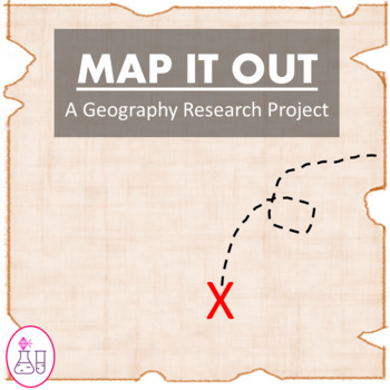 Map It Out:  A Geography Research Project