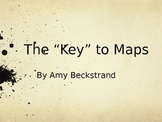 Map Keys and Symbols Powerpoint