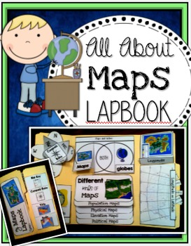 Map Lapbook