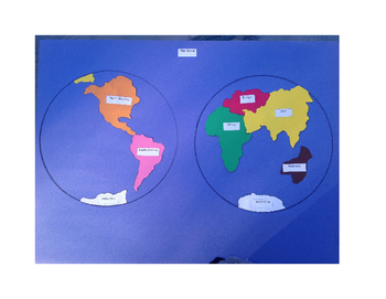 Map Making (The World)