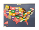 Map Making (United States of America)