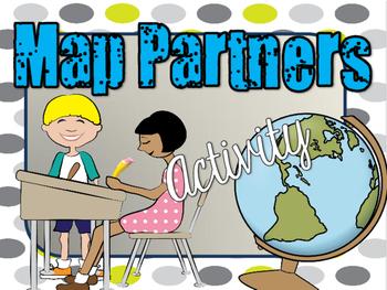 Map Partner Activity