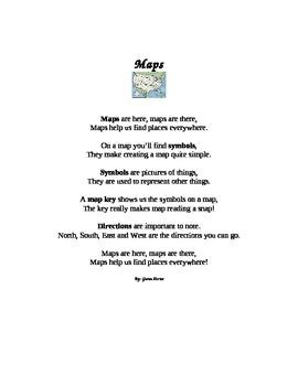 Map Poem