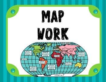 Map Practice