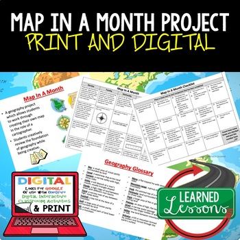 Map Project Activity
