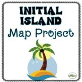 Map Project Initial Island Landform Activity #fallfestival21