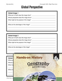 Map Projections--Perspective Detectives Hands-On Activity (eLesson)