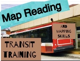 Map Reading: Find the Missing Station