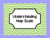 Map Scale Activity for Promethean Board