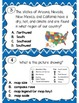 Map Skill Scoot!  An interactive map skill activity for intermediate grades!