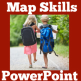 Map Skills First Grade | Map Skills Second Grade | Map Skills PowerPoint