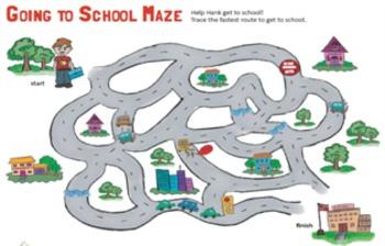 Map Skills KidPix