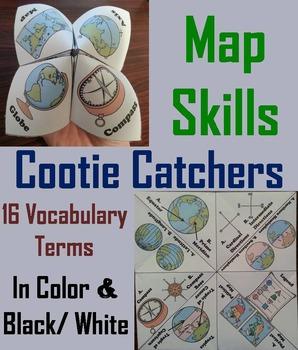 Map Skills Activity