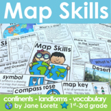 Map Skills-distance learning