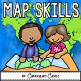Map Skills Activities & Printables