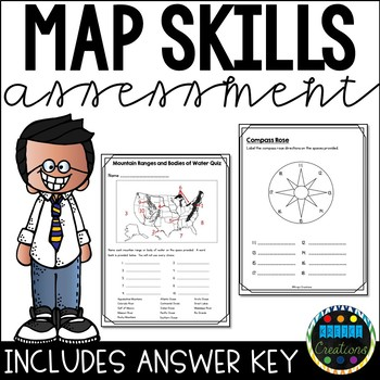 Map Skills Assessment