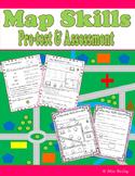 Map Skills Assessments