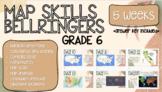 Map Skills Bellringers