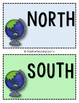 Map Skills - Cardinal and Intermediate Directions