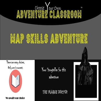 Map Skills    Choose Your Own Adventure Classroom