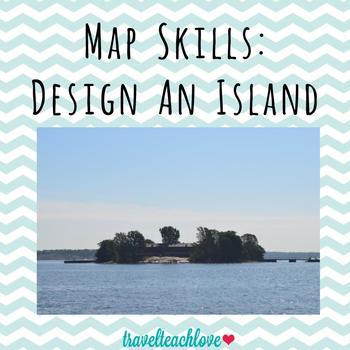 Map Skills: Design an Island