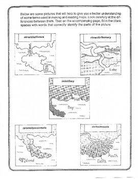 Map Skills & Directions