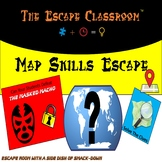 Map Skills Escape Room | The Escape Classroom