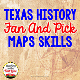 Map Skills Fan-And-Pick Cooperative Learning Activity