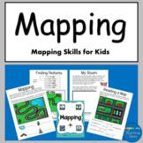 Map Skills First Grade Social Studies
