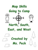 Map Skills: Going to Camp
