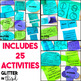 Map Skills & Geography Interactive Notebook BUNDLE