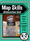 Map Skills Interactive Unit