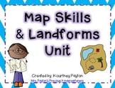 Map Skills & Landforms Unit