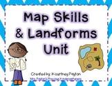 Map Skills & Landforms Unit