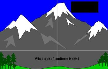 Map Skills & Landforms Review