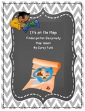 Map Skills Lesson Plan - How to Read a Map