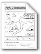 Map Skills: Map Key