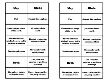 map skills worksheets 4th grade