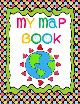 Map Skills: My Map Book