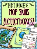 Map Skills Unit {Letterboxes}
