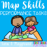Map Skills - Performance Tasks
