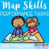 Map Skills - Performance Tasks