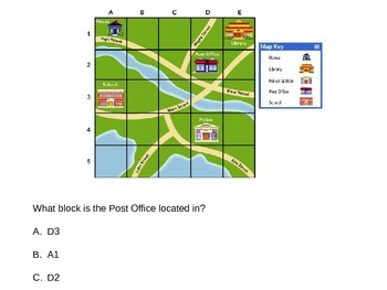 Map Skills Power Point - Qwizdom - Action Point