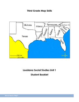 Louisiana Geography