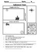 Map Skills Quiz/Worksheet